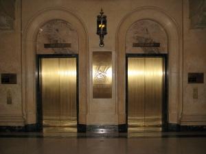 CC image: 'Elevator Doors' by Ricardo Diaz